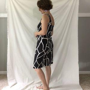 Ilana Kohn Dresses - SOLD Ilana Kohn Jersey Dress Abstract Print